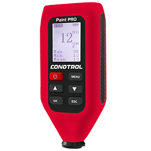 Paint Pro CONDTROL — coating thickness meter