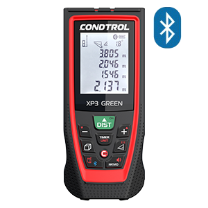 CONDTROL XP3 Green — laser distance meter